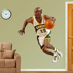 Gary Payton Fathead Wall Decal
